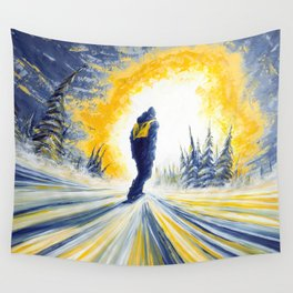 Light Chaser Wall Tapestry