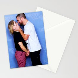 Stephen Amell and Emily Bett Rickards Picture Stationery Cards