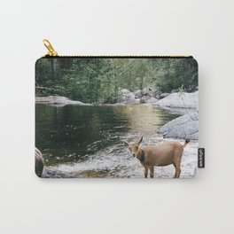 goat creek Carry-All Pouch