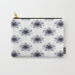 Ditsy Print Carry-All Pouch