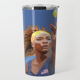 American Tennis Champion Travel Mug