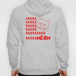 Arrrrrr Meow Hoody