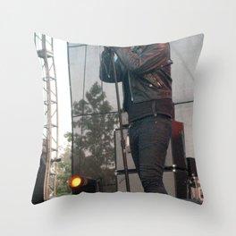 Julian Casablancas of The Strokes Throw Pillow