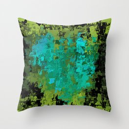 Sickness of the Heart Throw Pillow