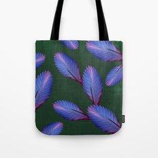 Tillandsia in emerald green Tote Bag