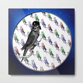 Star Birds Metal Print