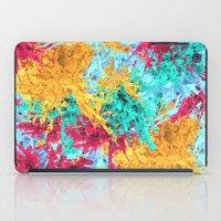 splash iPad Cases featuring Splash! by Eleaxart