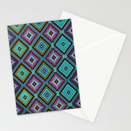 Indi-abstract#03 Stationery Cards