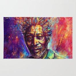 Morgan Freeman Rug