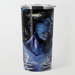 Nuit The Star Goddess Travel Mug