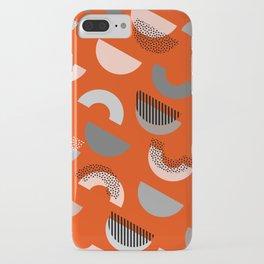 Half-circles iPhone Case