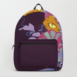 Eyes in the Morning Backpack