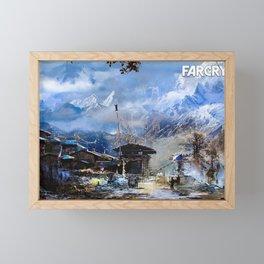 Far Cry Game Framed Mini Art Print