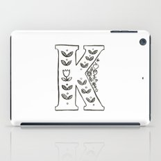 k is for iPad Case
