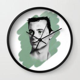 Ryan Kelley Wall Clock