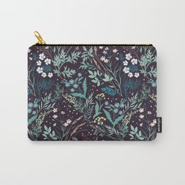 Meadow pattern. Carry-All Pouch