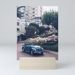 San Franciso Car Mini Art Print
