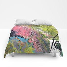 Unicorn Lava Comforters