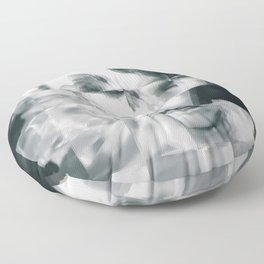 Young woman Floor Pillow