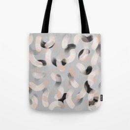 La gouache Light grey Tote Bag