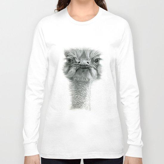 Ostrich G119 Long Sleeve T-shirt