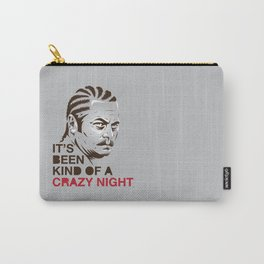 Prision Ron Swanson Carry-All Pouch