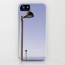 Post Minimalism iPhone Case