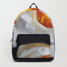 Food, eggs, breakfast, omelette Backpack