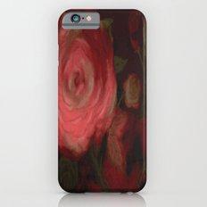 Roses aren't always Red Slim Case iPhone 6s