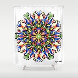 Río (Old) Shower Curtain