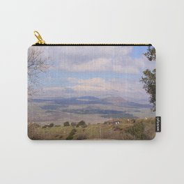 Mount Hermon, Israel Carry-All Pouch
