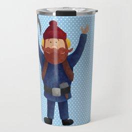 Yukon Cornelius New Travel Mug
