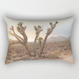A Lovely Sunset Rectangular Pillow