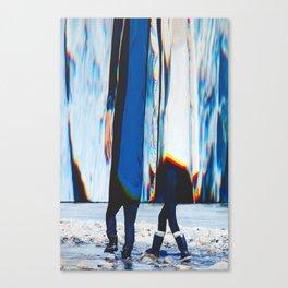 Vouge #59 Canvas Print