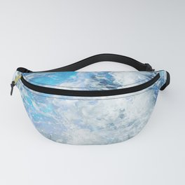 Perfect Sea Waves II Fanny Pack