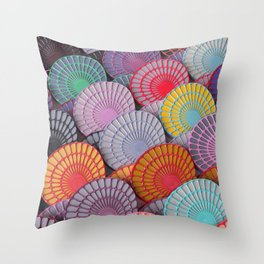 Classical Colourful Pattern Throw Pillow