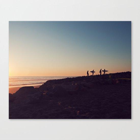 california boys Canvas Print