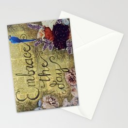 Embrace the Day Stationery Cards