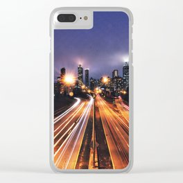 ATL / 04 Clear iPhone Case