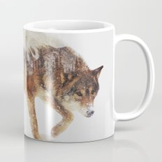 Arctic Wolf Mug