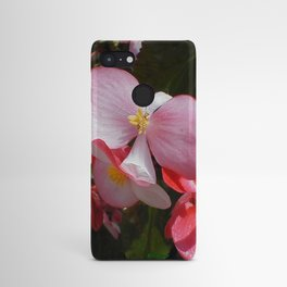 Begonia in the Rose Garden Android Case