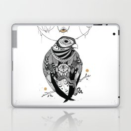 Bird Women 2 Laptop & iPad Skin