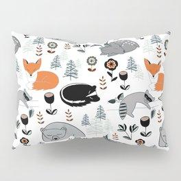 Woodland Nap Time Pillow Sham