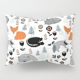 Woodland Nap Time Pillow Sham