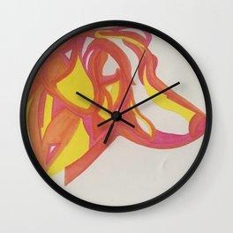 Pixie Wall Clock