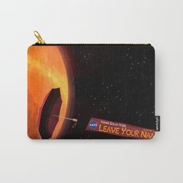 Parker Solar Probe Carry-All Pouch