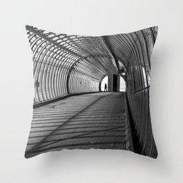 James Bond inspired II Throw Pillow