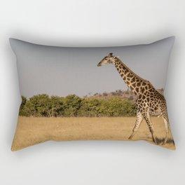 Giraffe I Rectangular Pillow