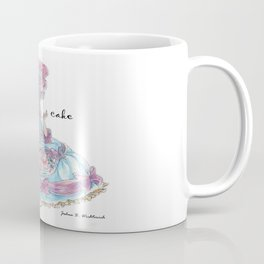 Marie Antoinette: Eat Cake Coffee Mug