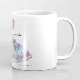 Marie Antoinette: Eat Cake Coffee Mug